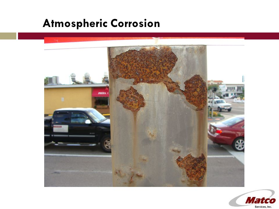 Atmospheric Corrosion