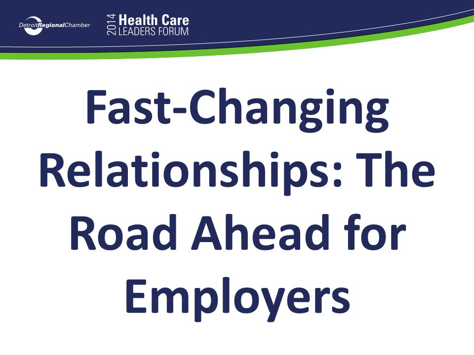 Fast-Changing Relationships: The Road Ahead for Employers