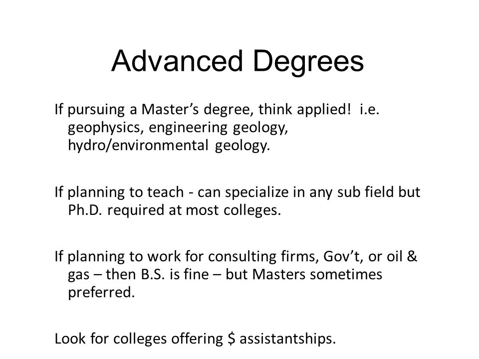 Pros and Cons of Deciding to Attend Grad School Pros: Potential for higher starting salary. May be a tie-breaker at interview time. Often leads to hig