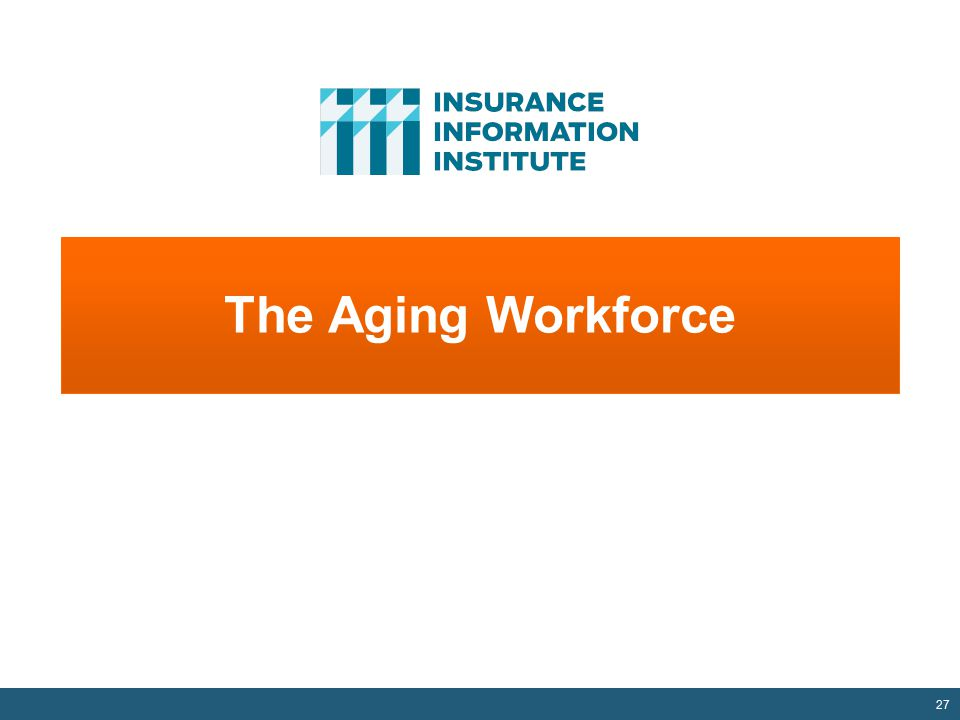 The Aging Workforce 27