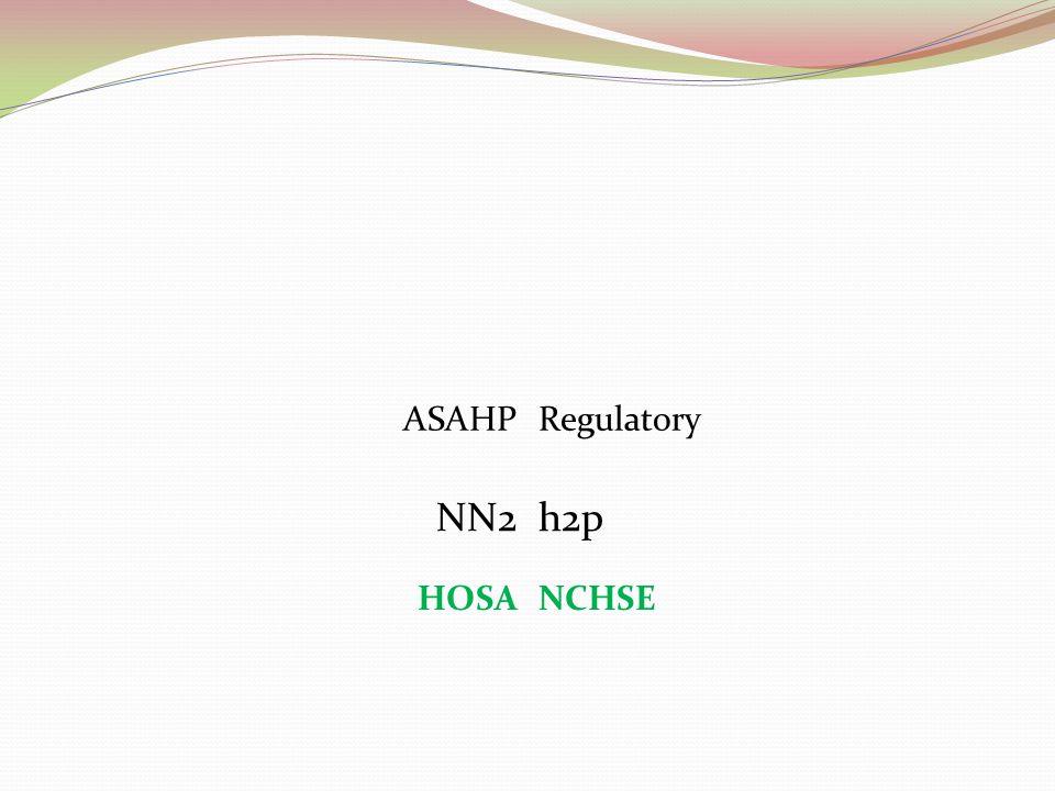 ASAHPRegulatory NN2h2p HOSANCHSE