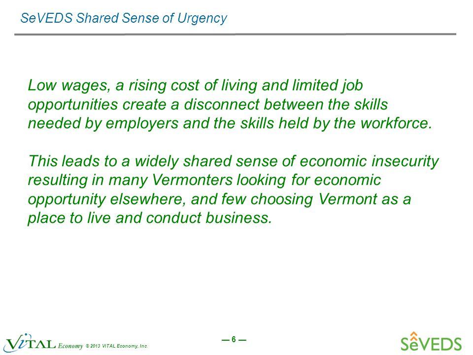 — 47 — © 2013 ViTAL Economy, Inc.