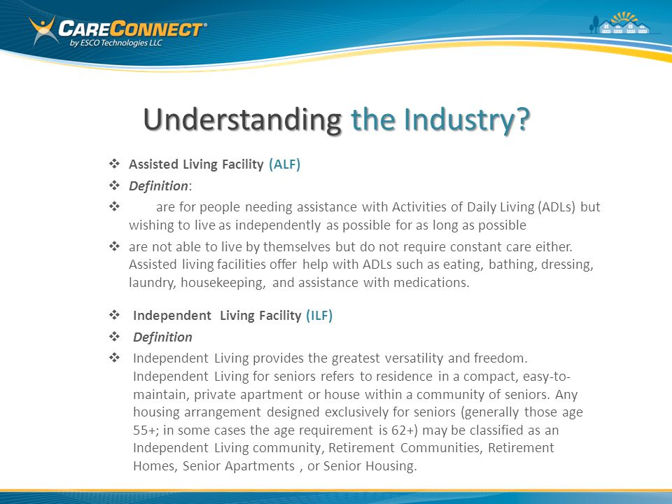 Understanding the Industry.