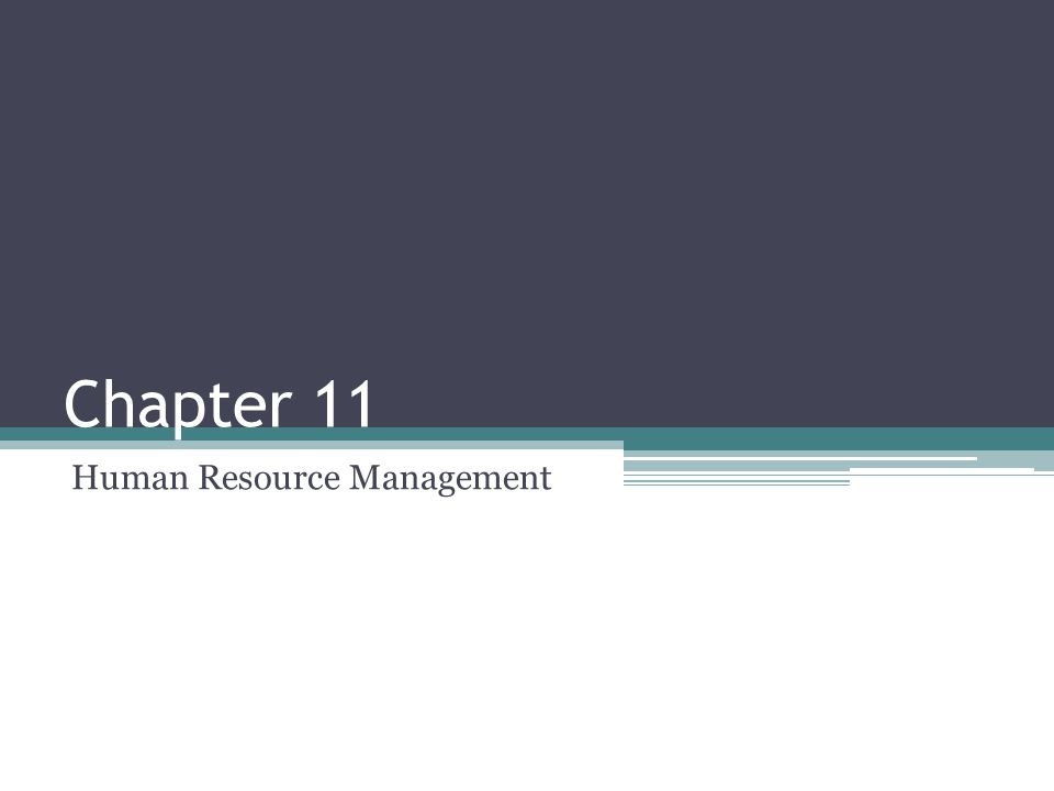Humans – The Ultimate Resource Why are employees called the ultimate resource.