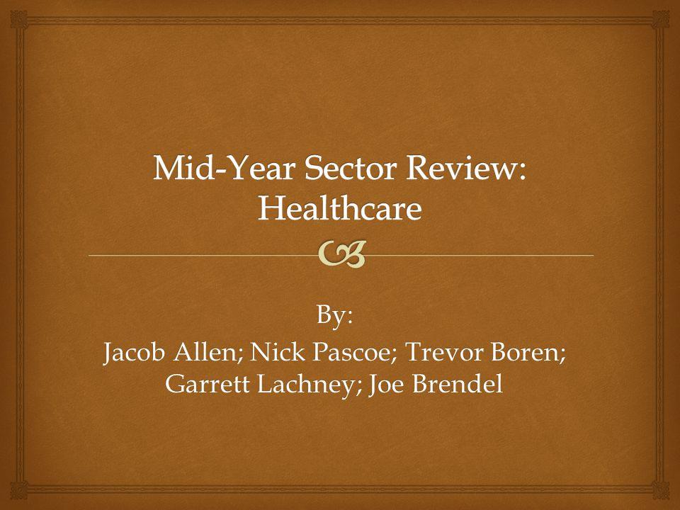 By: Jacob Allen; Nick Pascoe; Trevor Boren; Garrett Lachney; Joe Brendel