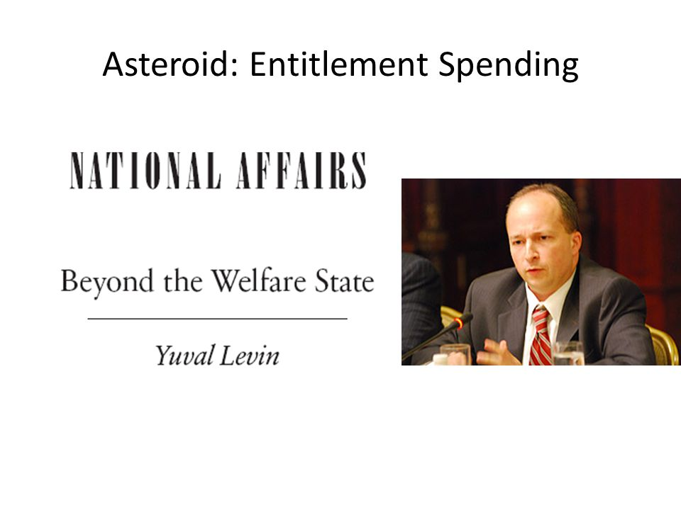 Asteroid: Entitlement Spending