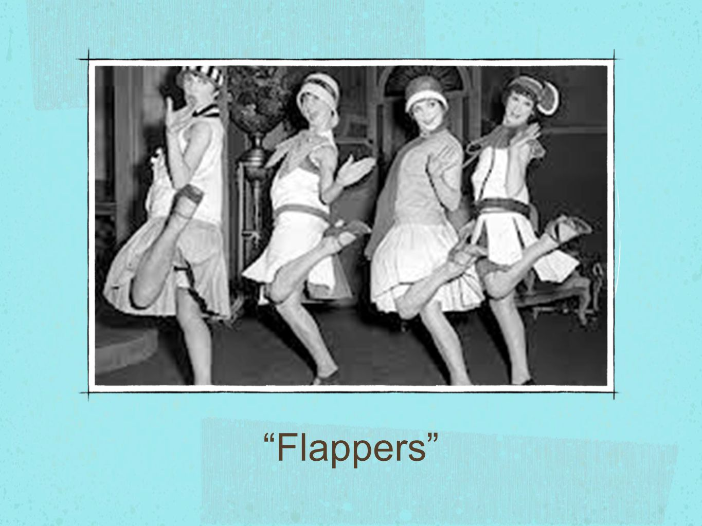 """Flappers"""