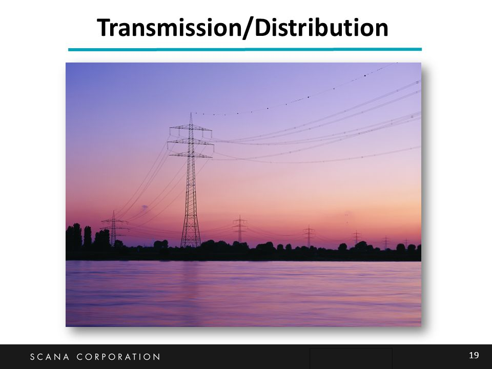 19 Transmission/Distribution