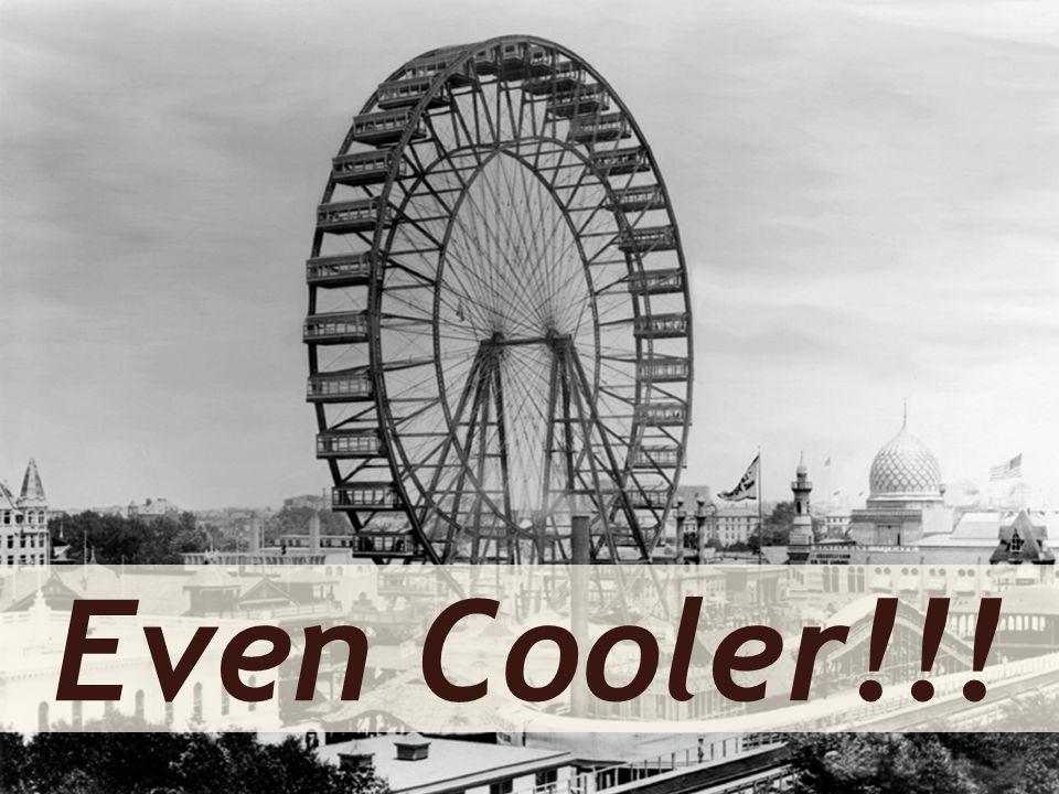 WOW!!! Even Cooler!!!