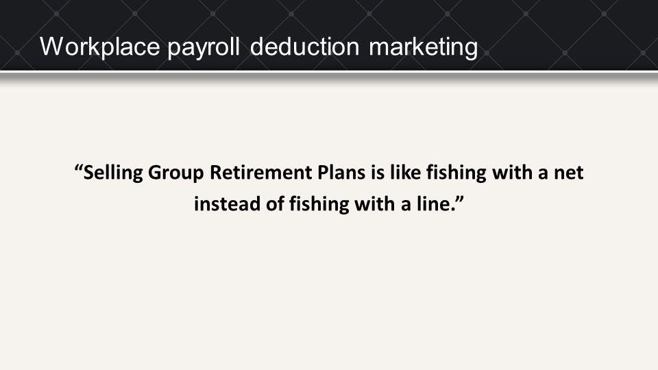 Why a CI Group Savings Plan.