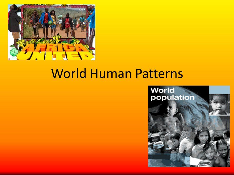 World Human Patterns