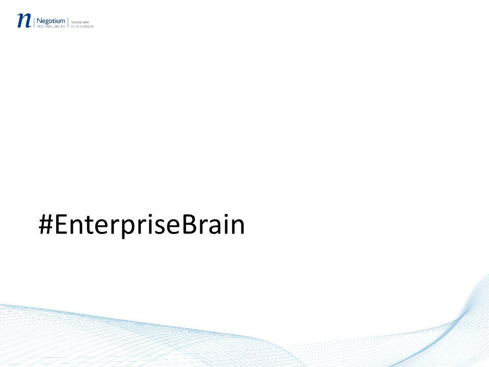 #EnterpriseBrain