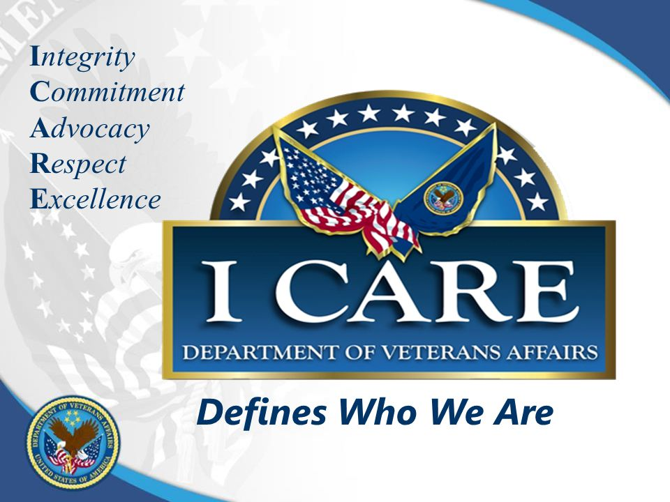 Department of Veterans Affairs Office of Diversity and Inclusion John Fuller, Ed.D.