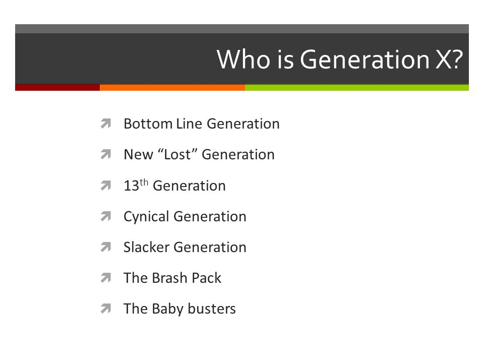 Are you a Generation Xer. Do you know who shot JR.