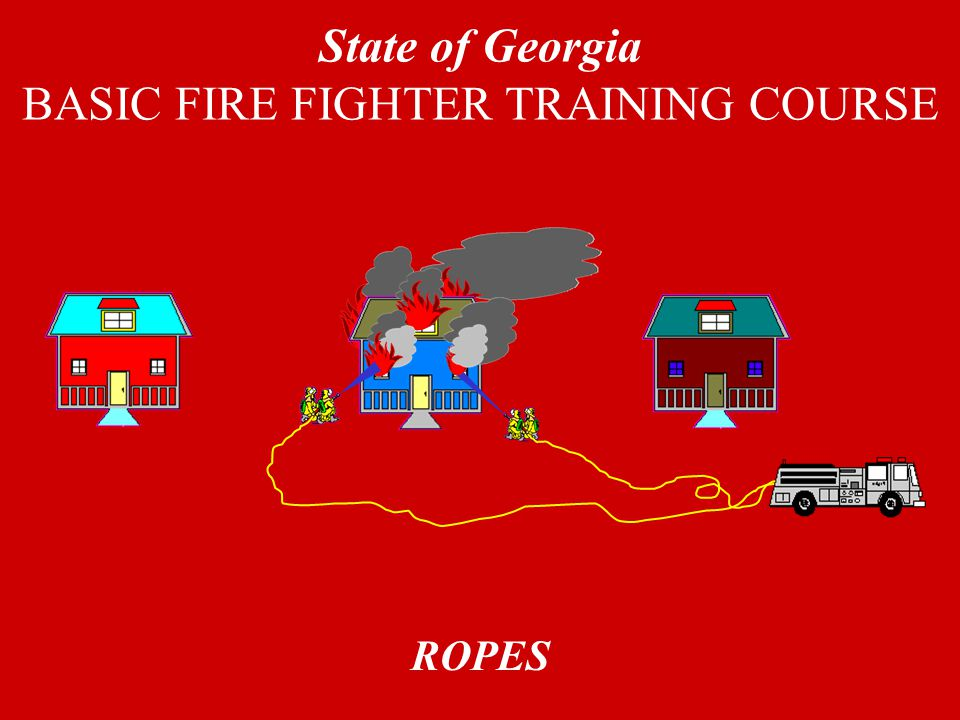 Rope2 USES OF ROPE IN THE FIRE SERVICE  Life lines  Rescue operations  Hoisting equipment  Ladder halyard  Anchoring equipment  Securing hose lines