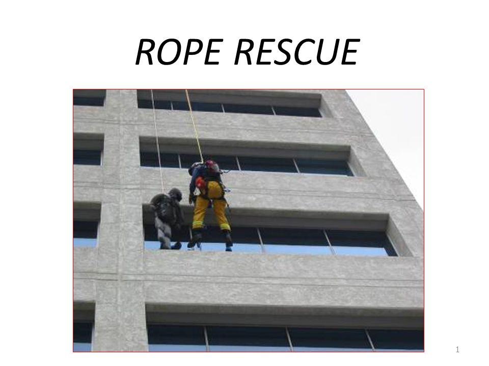 ROPE RESCUE 1