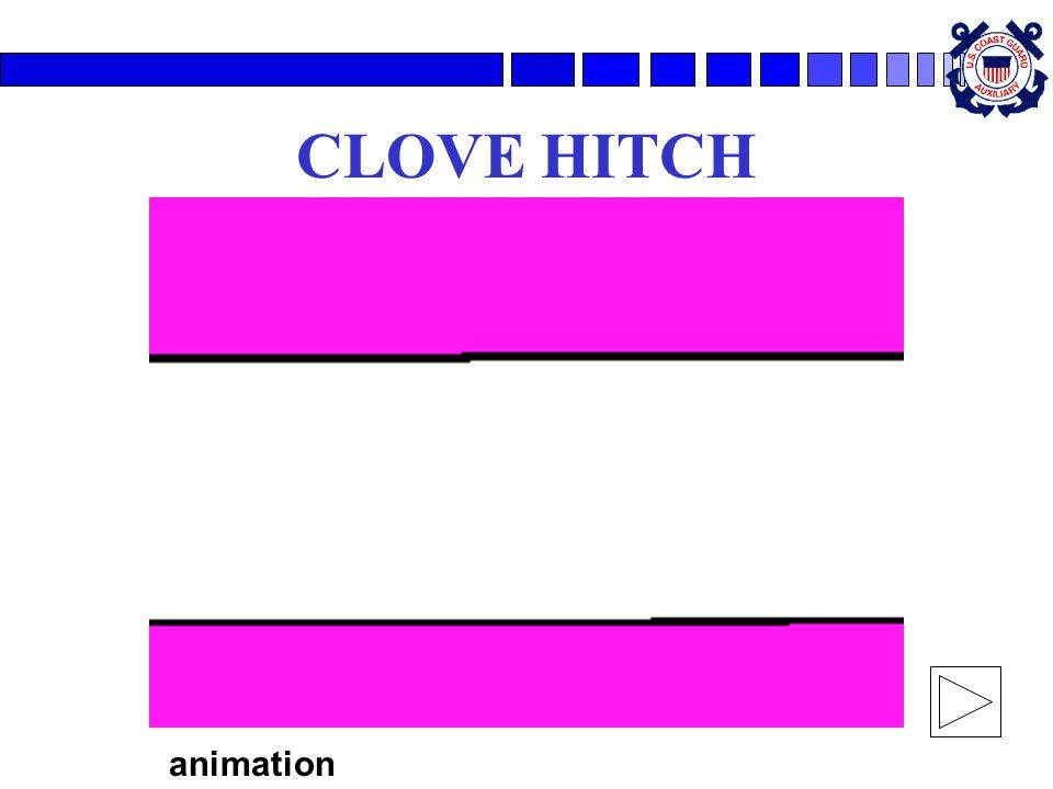 CLOVE HITCH animation
