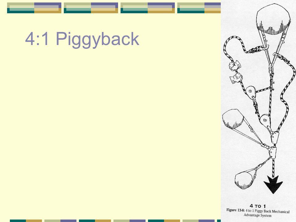 4:1 Piggyback