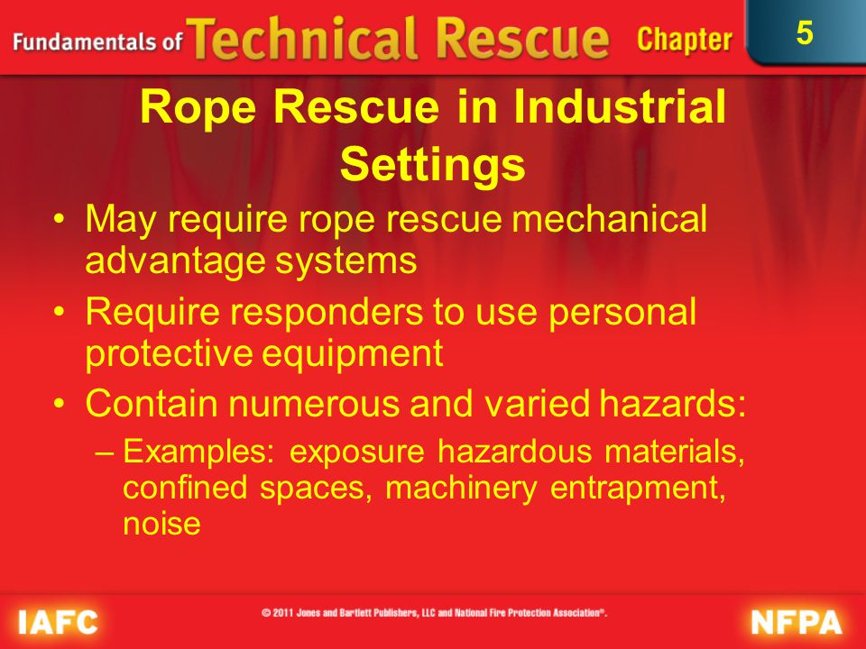 5 Mechanical Advantage Systems (1 of 2) Require descent and control techniques to move victims Create leverage force through use of levers, pulleys, gearing: –Mechanical advantage expressed as ratio of output force to input force