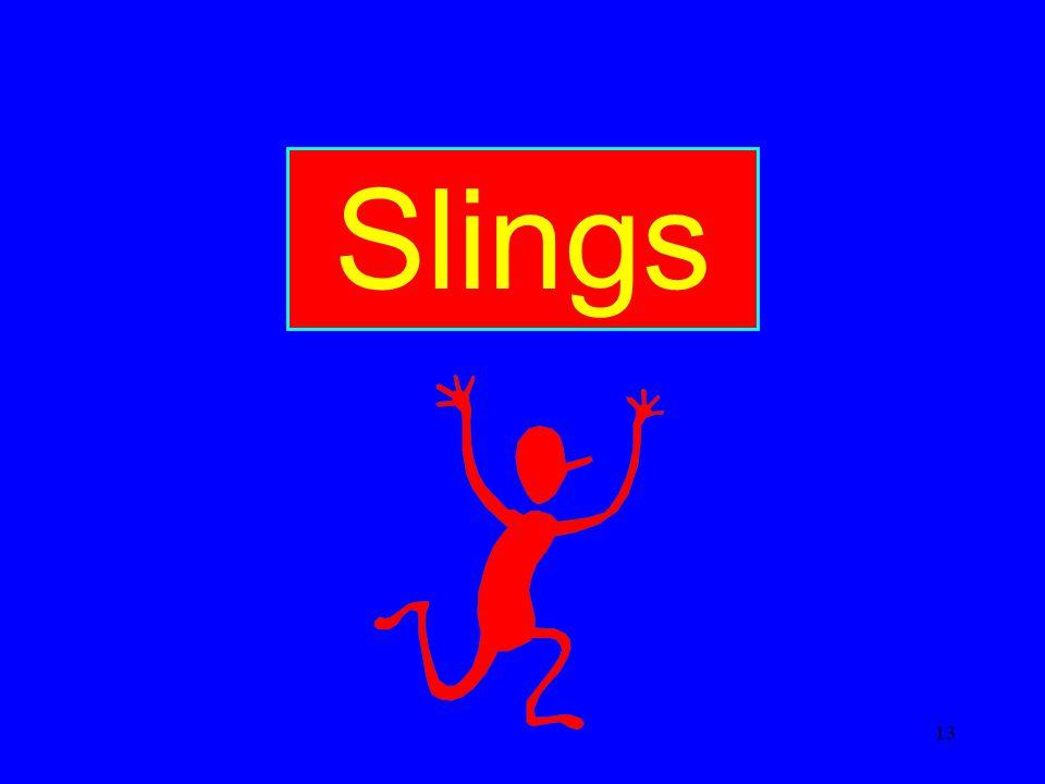 13 Slings