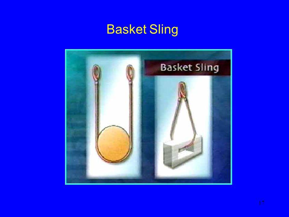 17 Basket Sling