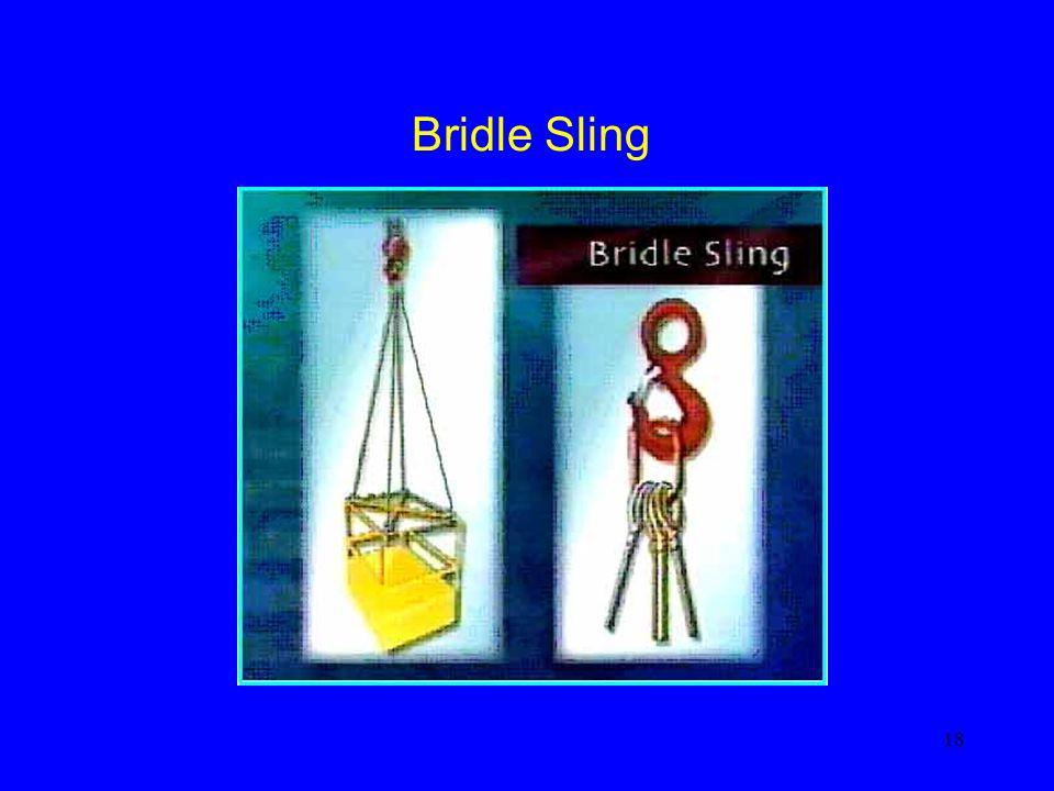 18 Bridle Sling
