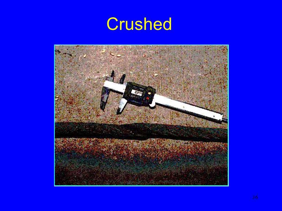 36 Crushed