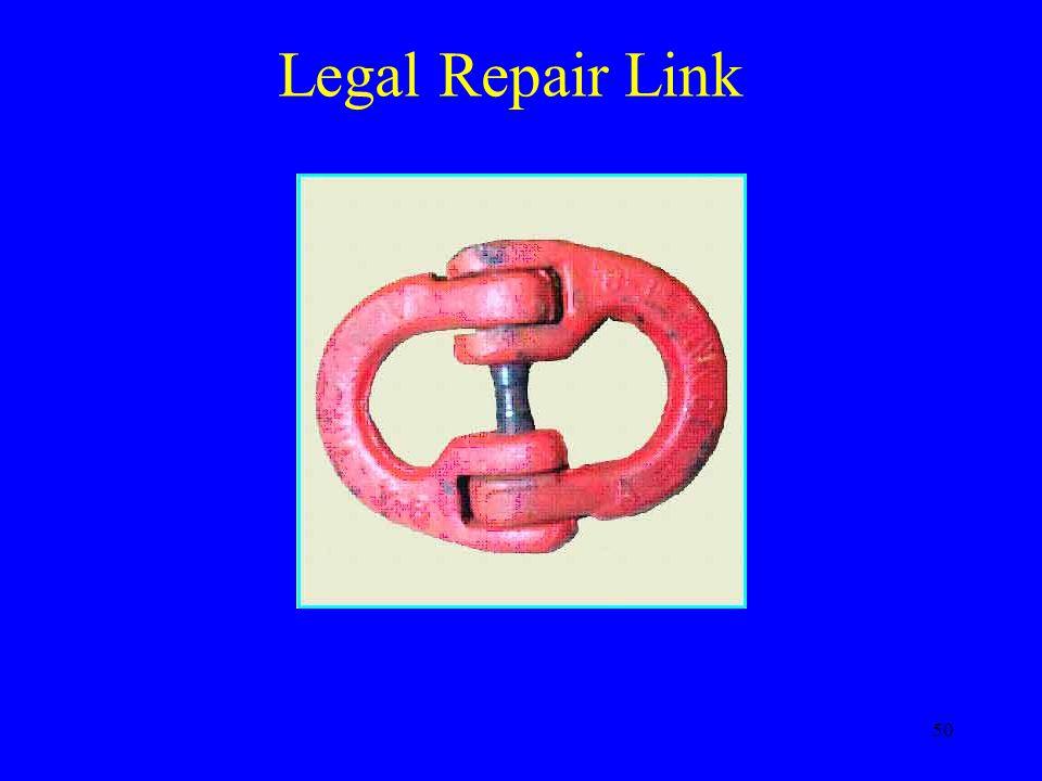 50 Legal Repair Link
