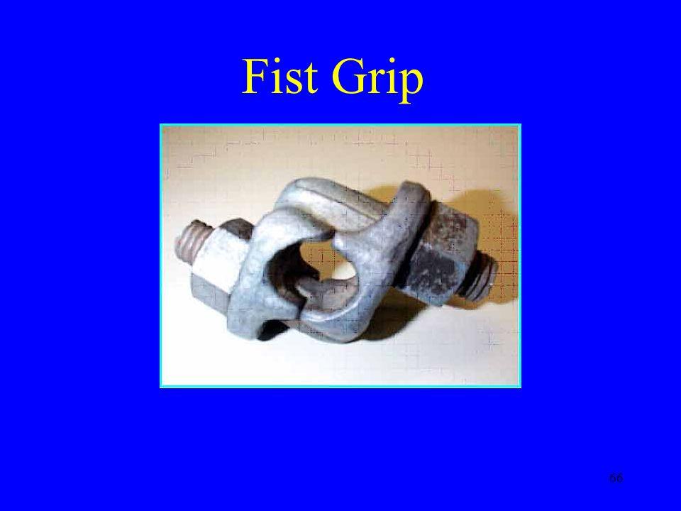 66 Fist Grip