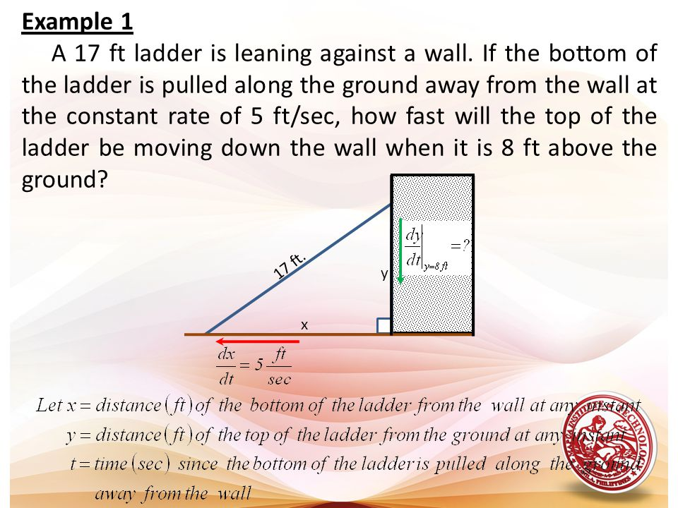 Example 10 A picture 40 cm high is placed on a wall with its base 30 cm above the level of the eye of an observer.