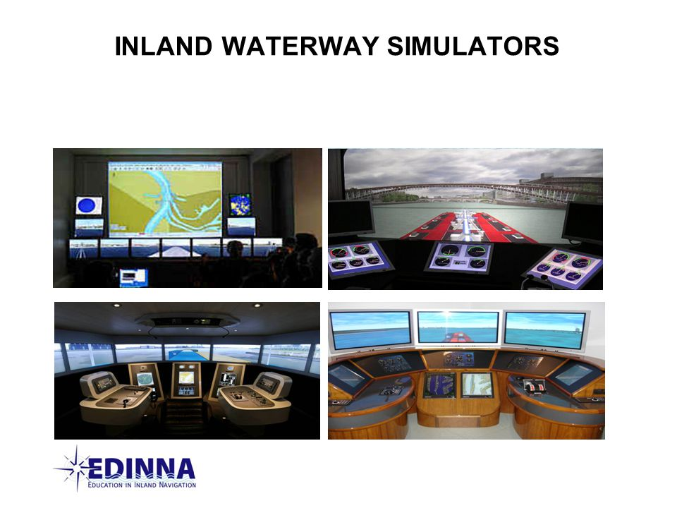 INLAND WATERWAY SIMULATORS