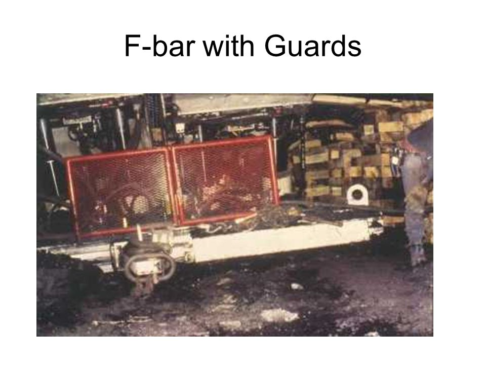 F-bar with Guards