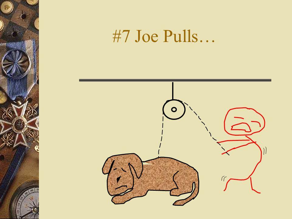 #7 Joe Pulls…