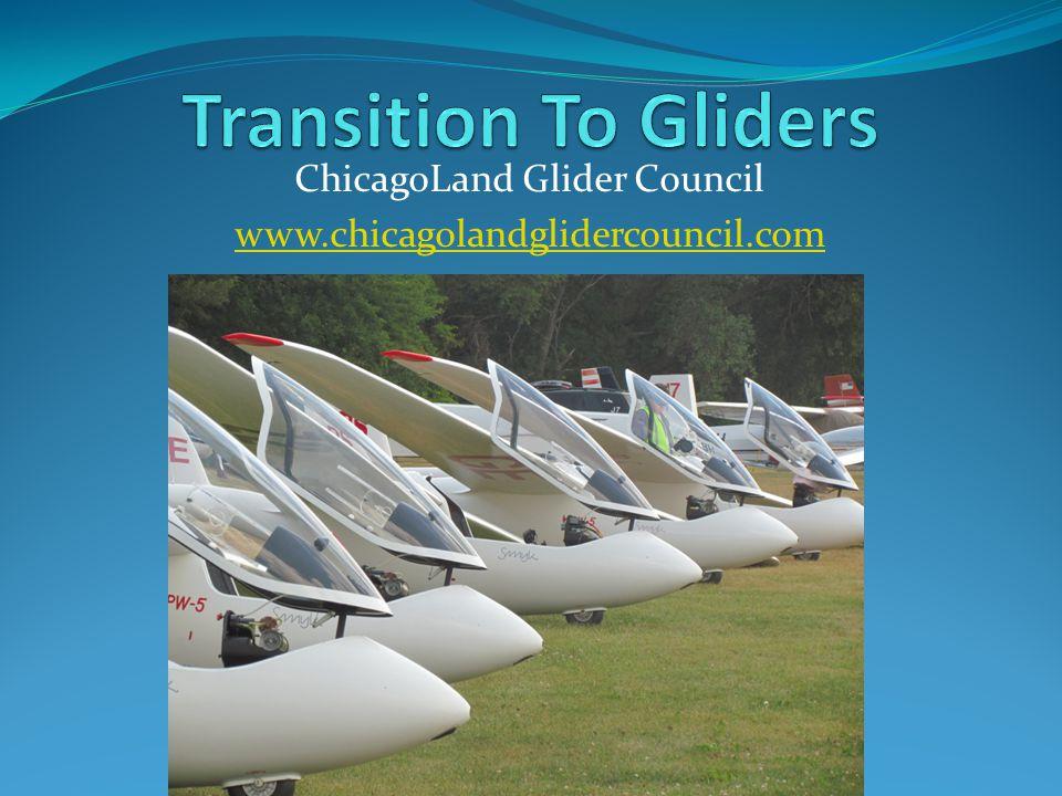ChicagoLand Glider Council www.chicagolandglidercouncil.com