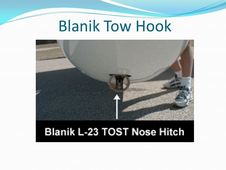 Blanik Tow Hook