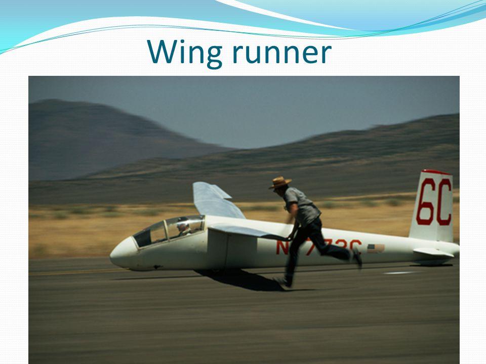 Wing runner