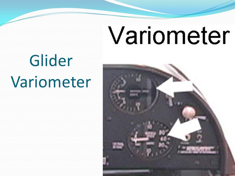 Glider Variometer