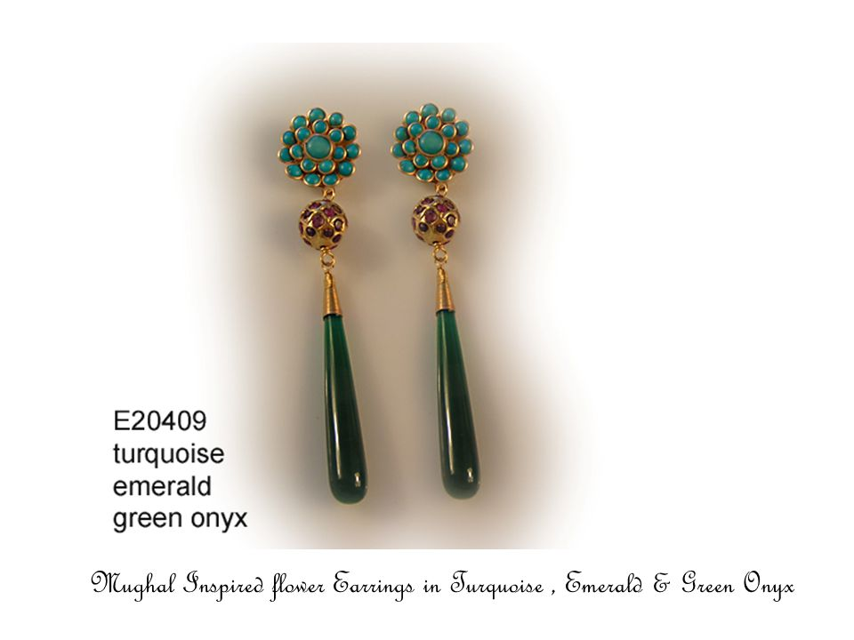 Mughal Contemporary Earrings