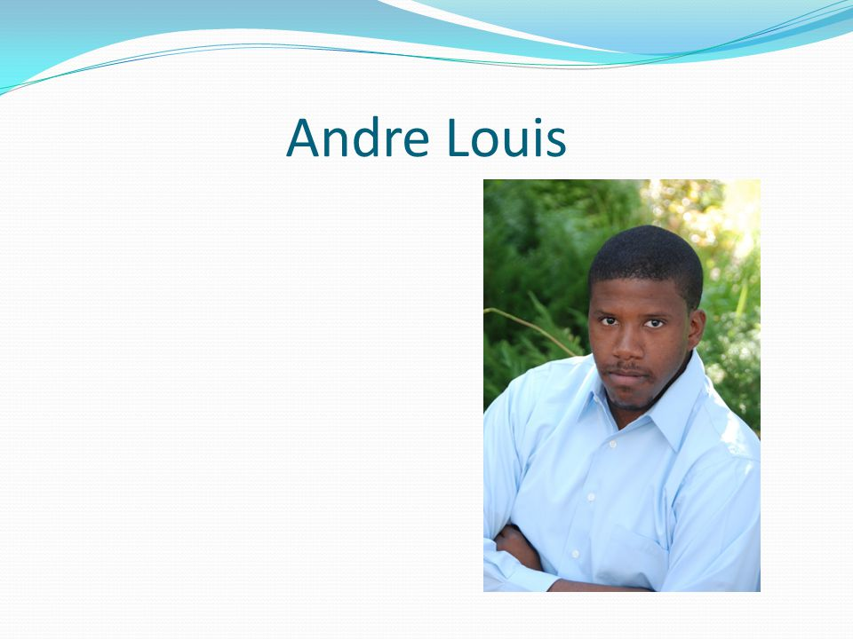 Andre Louis