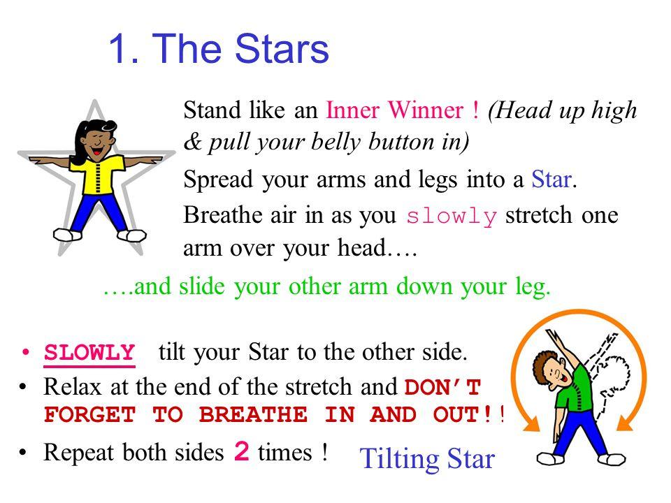 Stand like an Inner Winner.