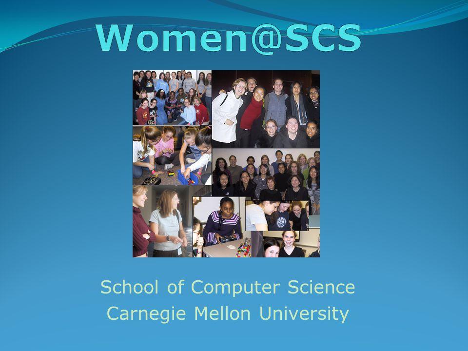 School of Computer Science Carnegie Mellon University