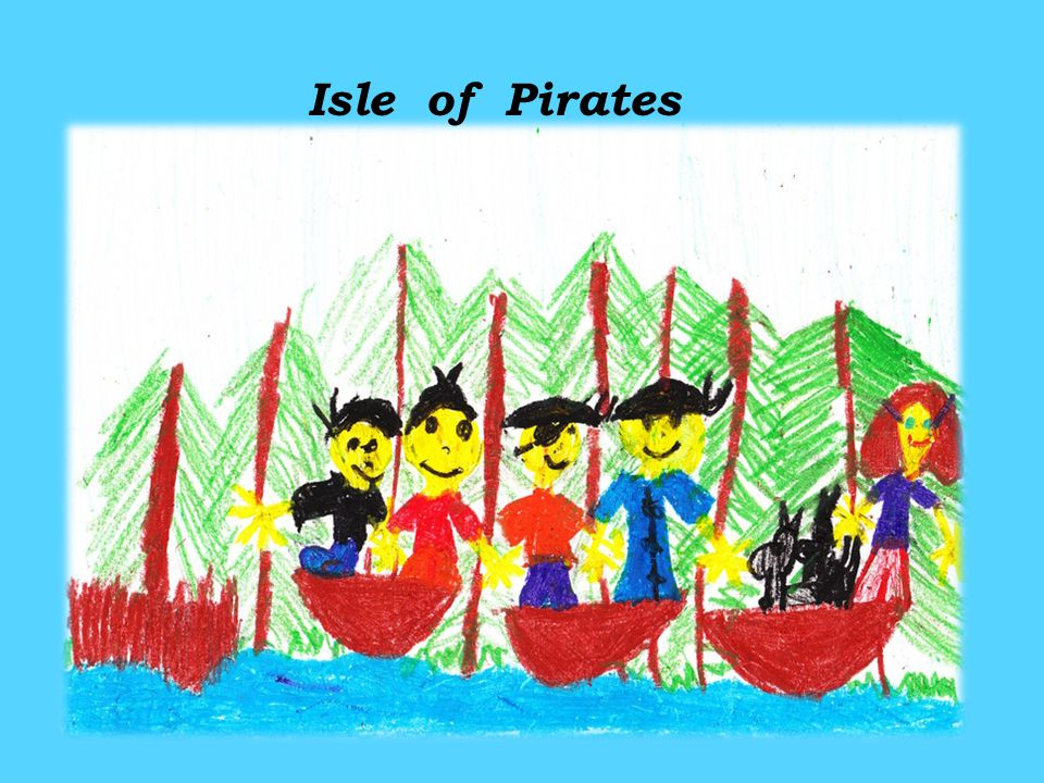 Isle of Pirates