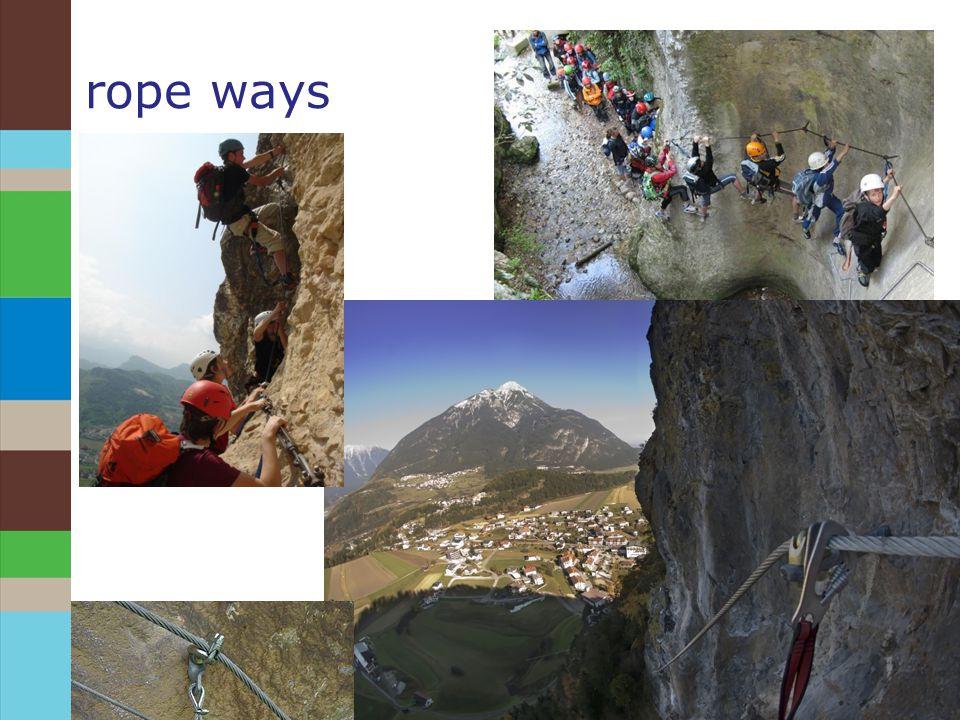 rope ways
