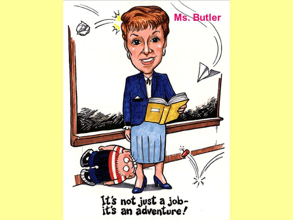 Ms. Butler