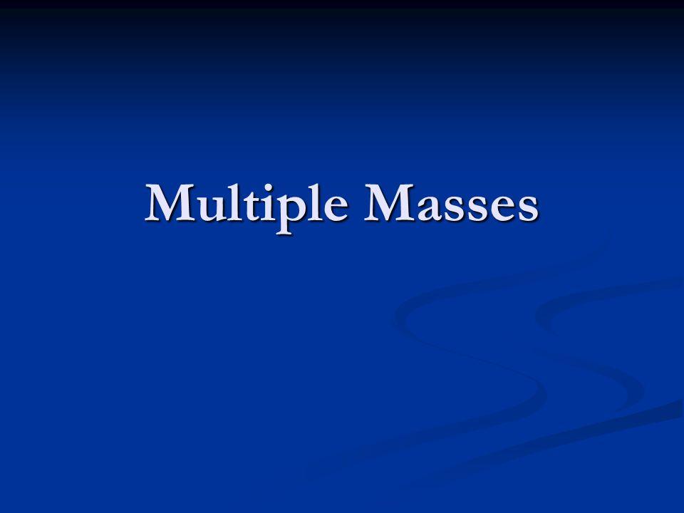 Multiple Masses