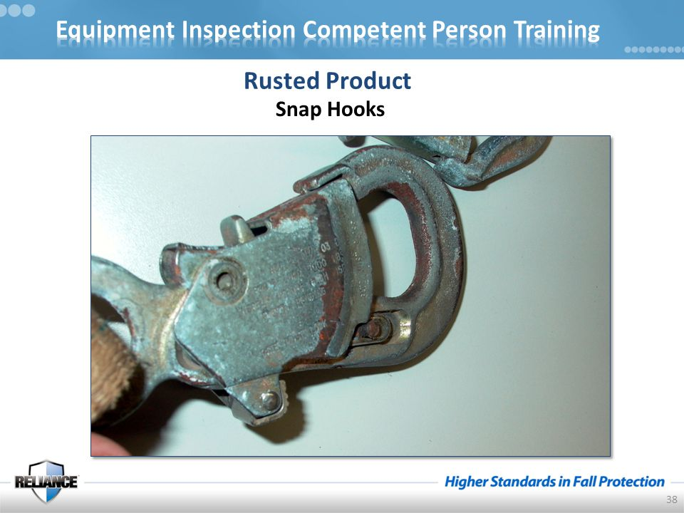 38 Snap Hooks Rusted Product