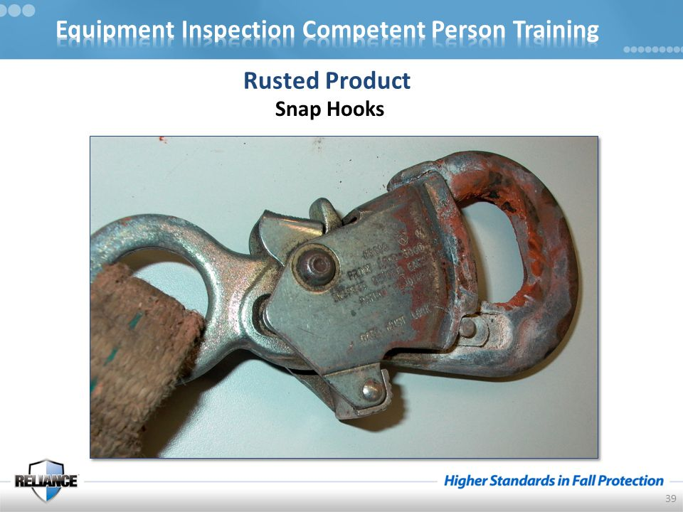 39 Snap Hooks Rusted Product