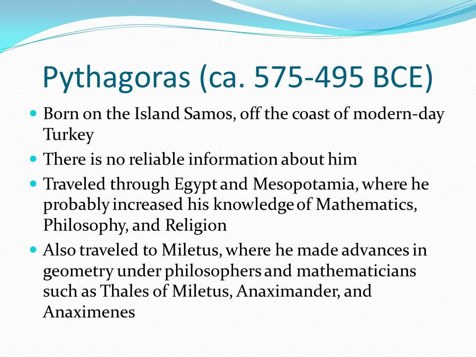 Pythagoras (ca.