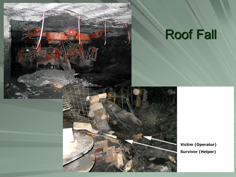 Roof Fall