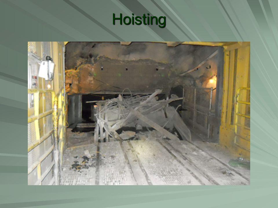 Hoisting